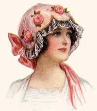 Josephine hatwomens-hats-2.jpg Josephine's silk flowers and lace