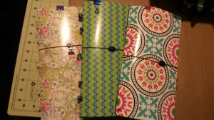 finished fild folder junk journals 3